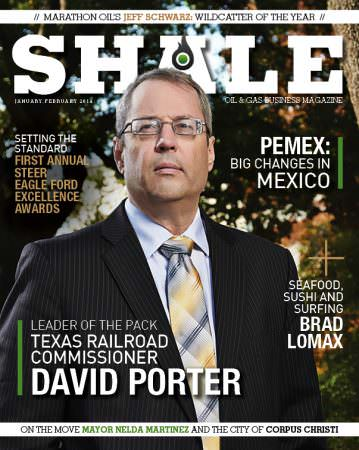 """Texas Railroad Commissioner, David Porter talks to us on """"In The Oil Patch"""""""