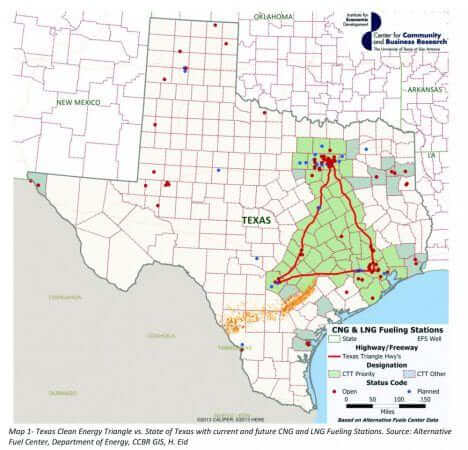 San Antonio Gas Prices >> SHALE Magazine: Economic Impact of Texas Natural Gas