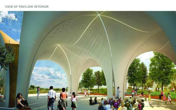 confluence pavilion int