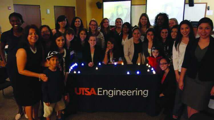 SHALE Oil & Gas Business Magazine - Empowering Females in Engineering UTSA
