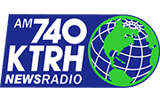 In The Oil Patch KTRH 740 AM Logo for SHALE Oil & Gas Business Magazine