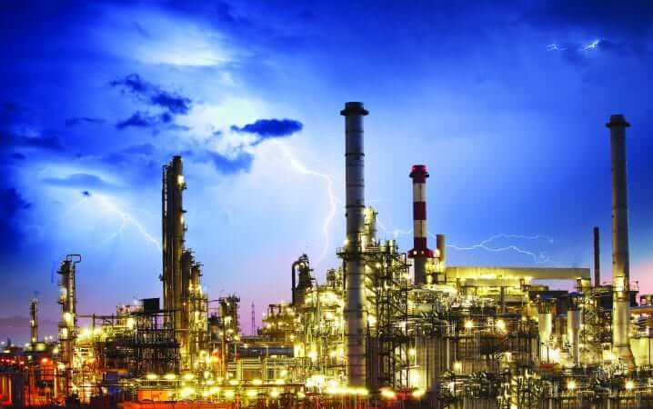 bigstock Oil Indutry Refinery Factory 75679978