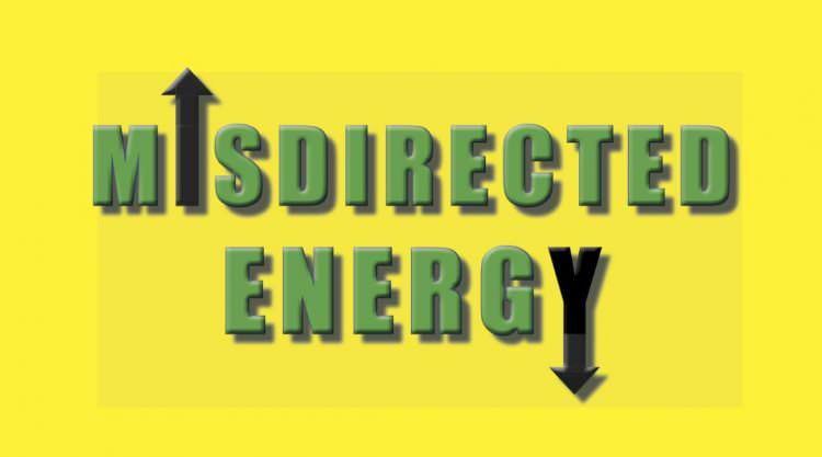 Misdirected Energy 1