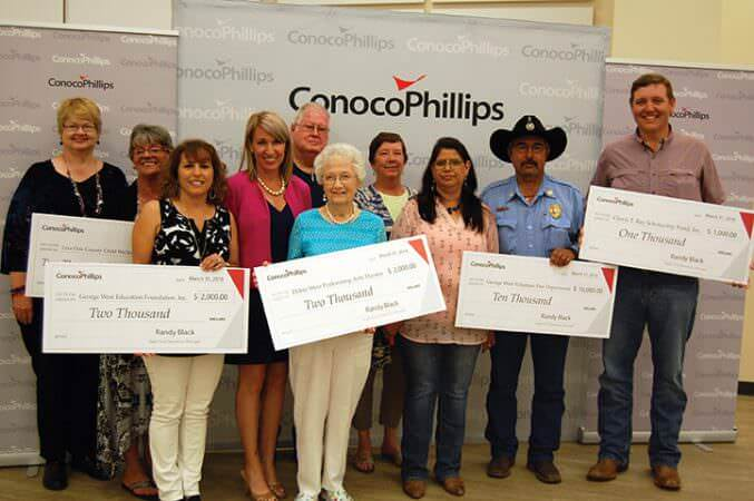 ConocoPhillips Awards $191,000 in Grants | Oil & Gas