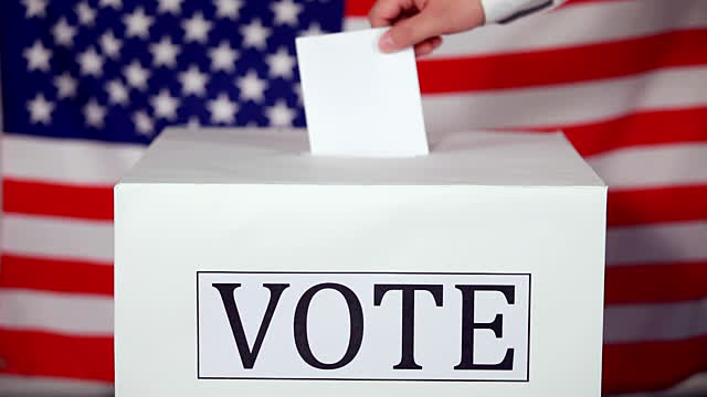Ballot Getty Images