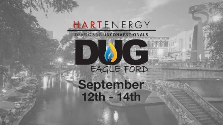 dug eagle ford hart energy 2016 convention