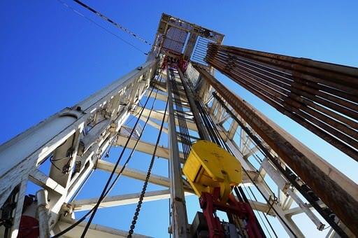 public domain drilling rig