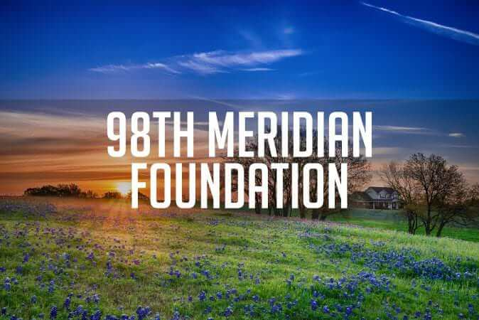The 98th meridian foundation shale oil gas business magazine 98th meridian foundation texas bluebonnet field at sunrise texas bluebonnet spring flower field at publicscrutiny Choice Image