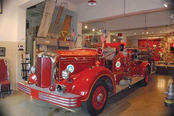 Sa Fire Museum Preserves Fire Dept History Shale Magazine