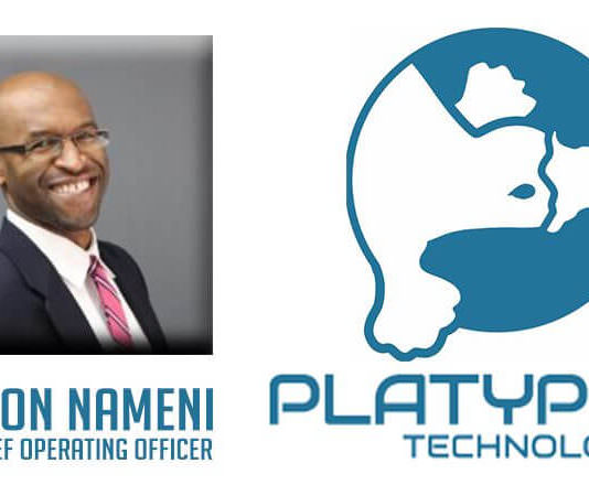 Gordon Nameni COO Platypus Tech 1