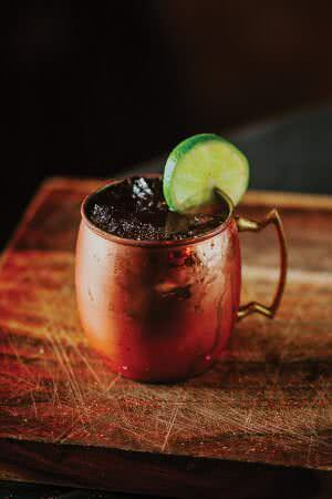 Mexican mule by lezu photography