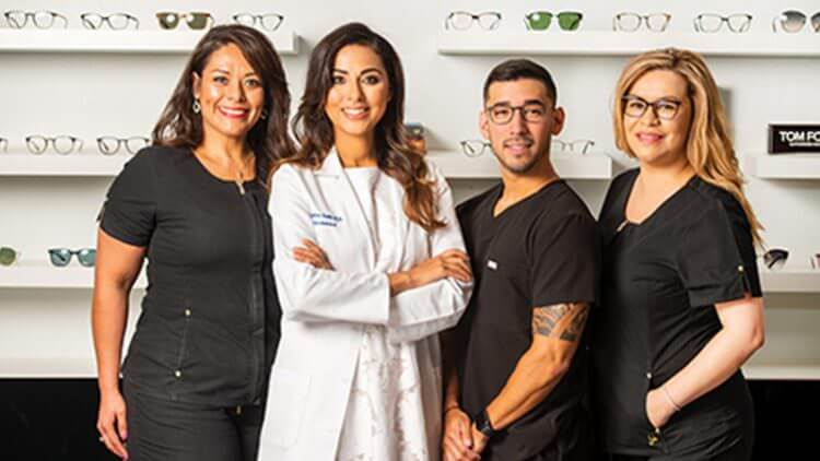 Family Matters Examining Eye Health At Every Age Oil Gas