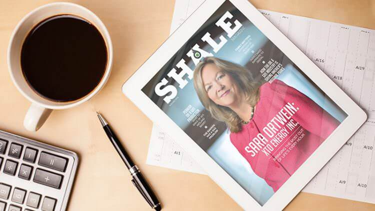 SHALE Magazine Issues Featured Website Nov Dec 2018 XTO Energy Inc. President Sara Ortwein