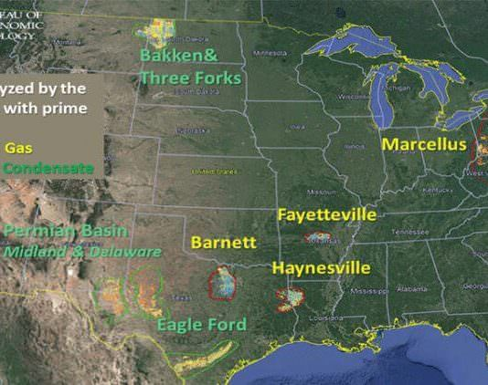 SHALE Map Jan Feb 2019