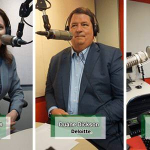 In The Oil Patch: Episode 201 – Amy Chronis & Duane Dickson, Deloitte