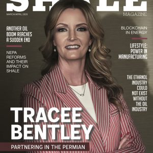Tracee Bentley - Shale Mag March/April