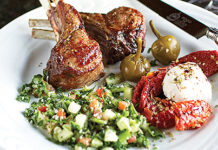 FOGO LAMB CHOPS RECIPE